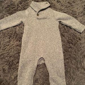 Sweater one piece